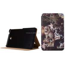 8 inch Tablet Leather Case, Tablet Case/laptop case for Samsung Galaxy Tab 4 T330