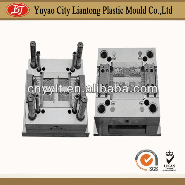 ISO19001 Copolymer Polypropylene plastic injection Electrical molding in china