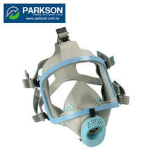 Taiwan Best Cheap TPR Reusable Work Place Steel Industry Full Face Respirator Mask RM-809 Full Face Gas Mask