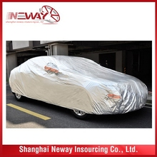 China manufacture First Grade car covers for automobiles