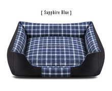 High quality fabric dog bed pet mattresses for small medium dog