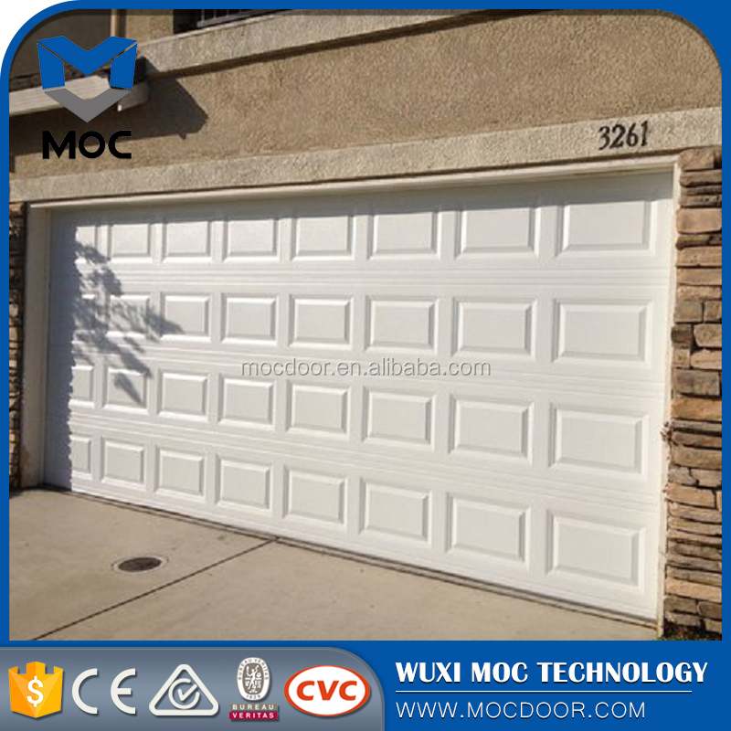 Aluminum roller door garage door roller with remote controlled or manual