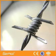 High quality barbed wire fence fabric reel(professional manufacturer)