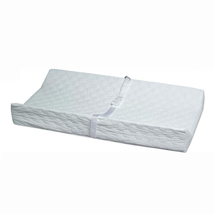 Eco-friendly Hot Sale Cheap Wholesale Ultra Soft Infant Contoured Changing Pad for Sale