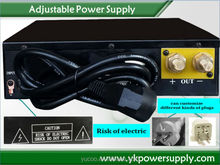 AC-DC Regulated High Voltage Power Supply 200V 10A