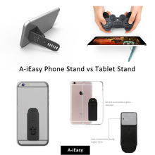 Plastic finger clip smart security case tablet holder ring phone accessory mobile display cell phone stand