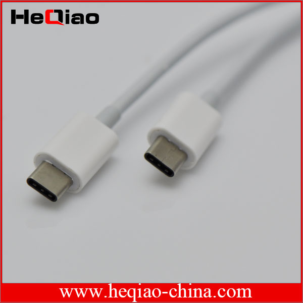High quality 10Gbp Type <strong>C</strong> to Type <strong>C</strong> Data Cable for Apple for Macbook For Air
