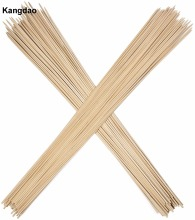 Wholesale bamboo barbecue sticks wooden skewers sticks