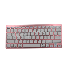 Slim Style and Tablet PC Application keyboard wireless