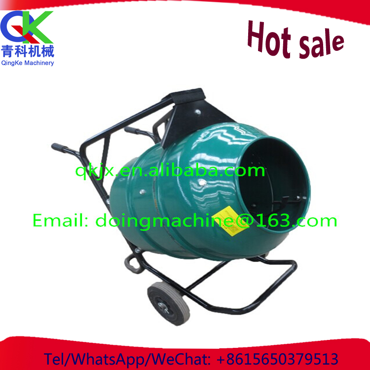 New type high quality used portable concrete mixer for sale in China