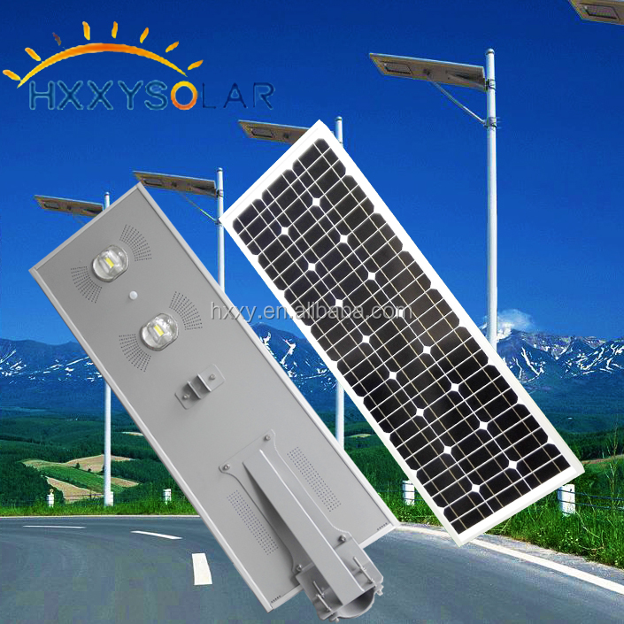 Hot sell 2016 new products 70w led COB street light solar garaden light