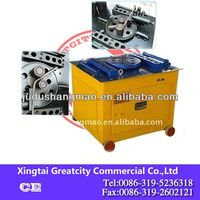 GW40 steel metal angle iron bending machine price