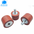 China supplier m8 engine rubber vibration damper for machine