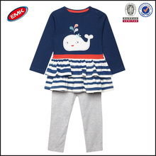 wholesale cute children kids urban clothing set suppliers china