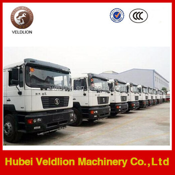 SHACMAN 6*4 15000-20000L water tank truck for sale