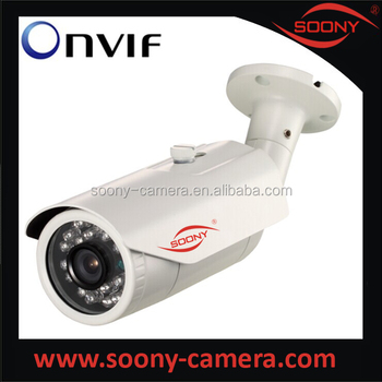 Alibaba Best Selling, ONVIF 2 Megapixel Outdoor HD IP Security Camera with WiFi,POE