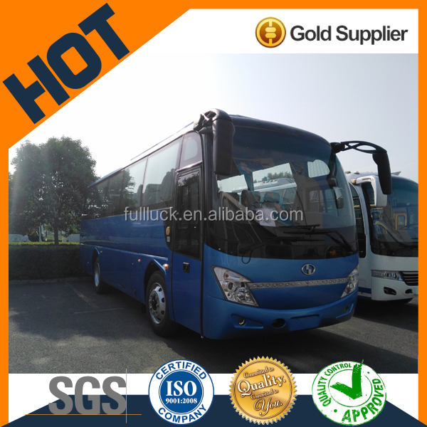 SEENWON 41-43seats 9m passenger bus for sale Rear engine
