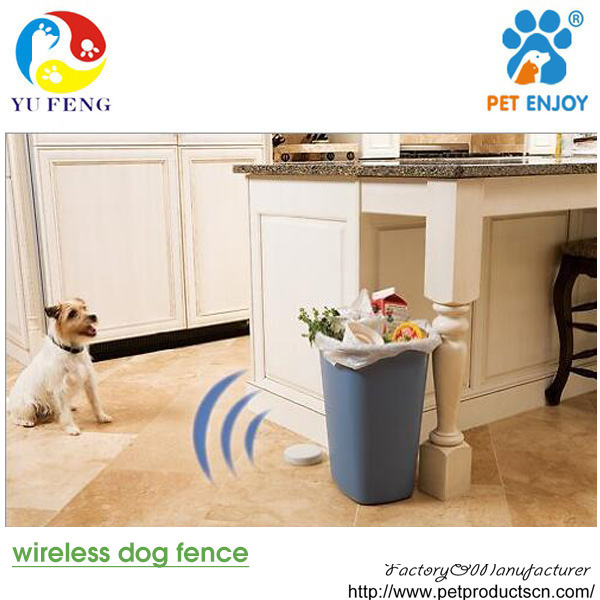 E-03 vibrating Shock Dog Anti Run Training Pet Fence Collar System Electric indoor Dog