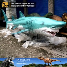 My-dino artificial shark figurines replica