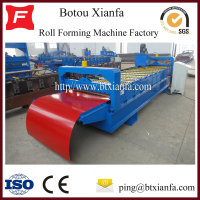 Color Steel Automatic Metal Roofing Sheet Molding Machine