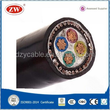Different Types Of Electrical Underground Power Cable