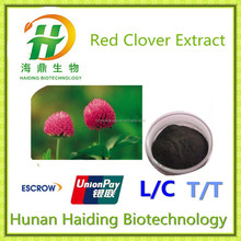 8% Isoflavones red clover seeds extract