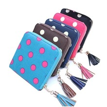 mini wallet camera, PU leather wallet with coin pocket