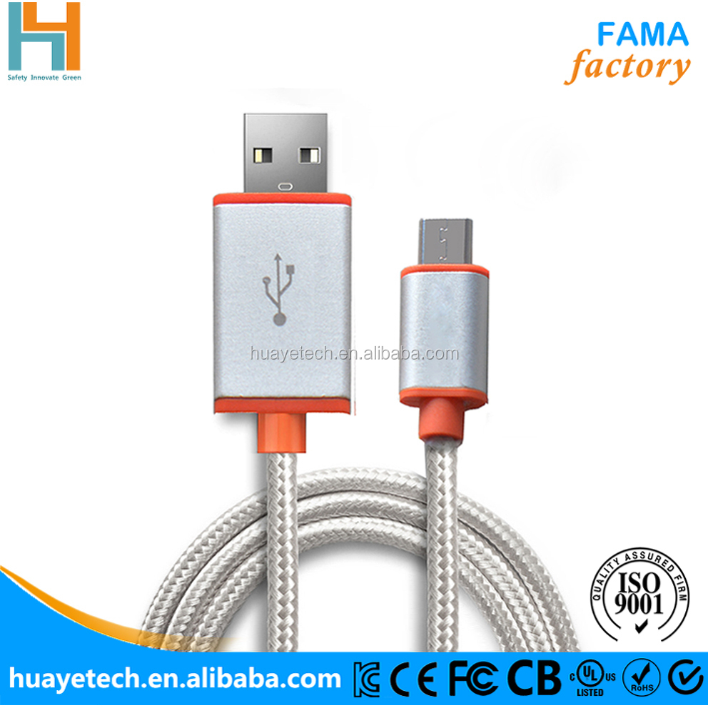 factory offering huaye factory usb data cable