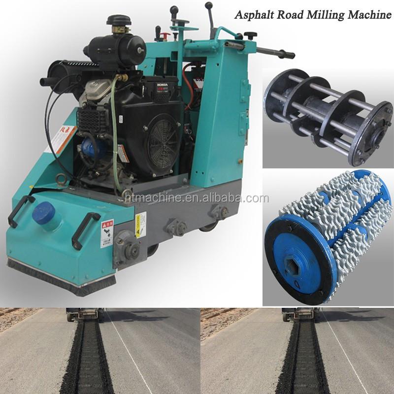 concrete milling machine