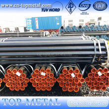 api 5l carbon seamless pipe line pipes