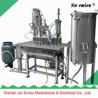 factory price fragrant smell lcd sensor air freshener spray filling machine