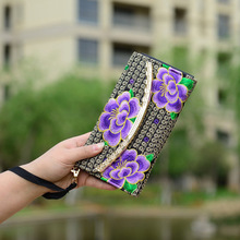 Ethnic Style Ladies Hand Purse Cool Cheapest Funky Types Womens Wallets