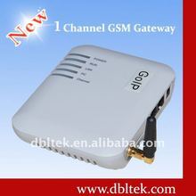 IMEI:changeful GoIP-1 Channels VoIP GSM Gateway sip and h323