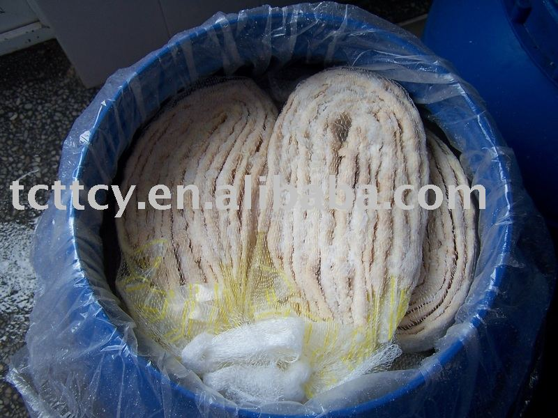 salted natural sausage casing, salted hog casing casing, pork casing