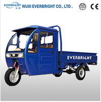 cargo box gasoline tricycle