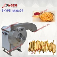 LGTJ-502 Automatic Potato Chips Cutter Machine