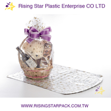 Dome Shrink Wrap Bag for gift basket