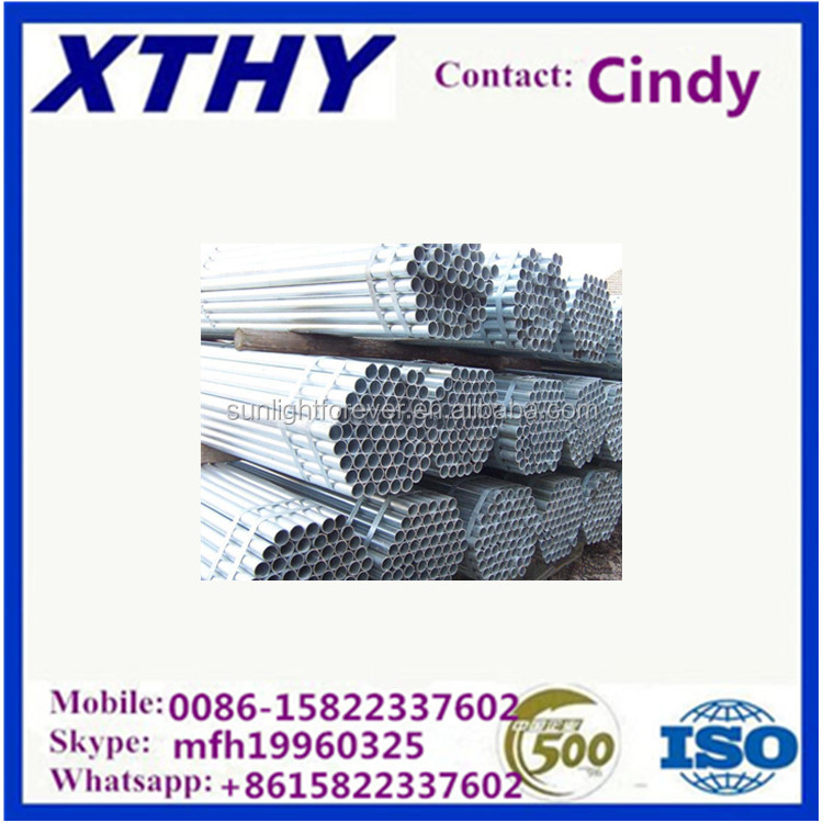 2016 Different types of steel pipes/ hot dipped galvanized pipe/gi pipe