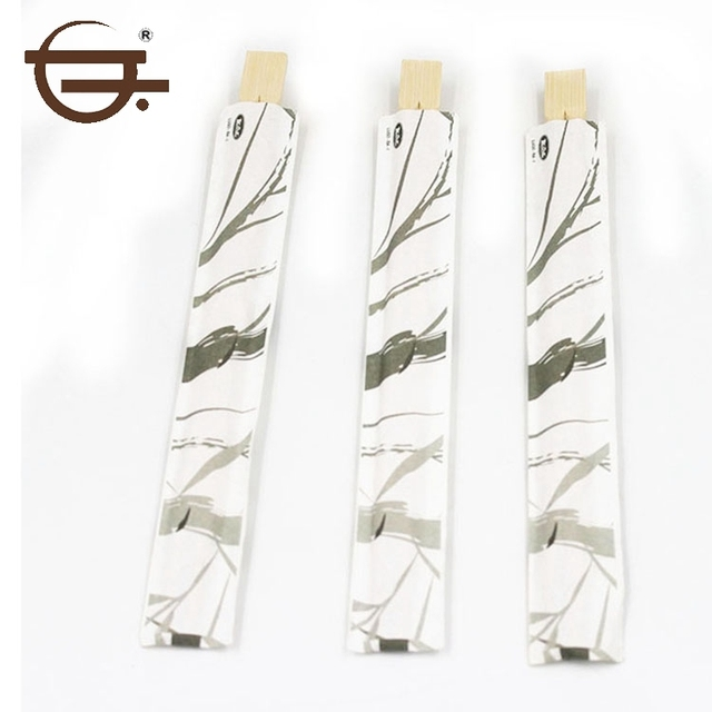 China manufacture cheap bamboo twin disposable chopsticks