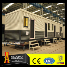 40ft prefabricated container cabin house for sale