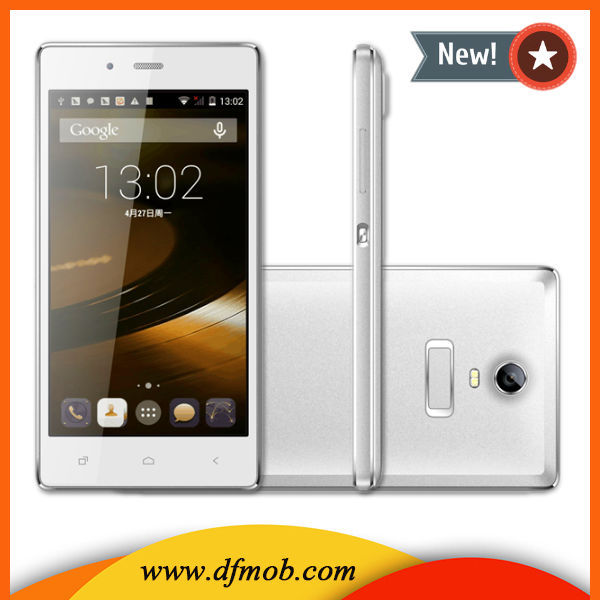 "4.5"" IPS Screen Mtk6572A Android 4.4 WIFI/GPS 3G Dual SIM Buy Pear Cell Phone V21"