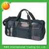 Beach Sport Game Wet Duffel Mesh Gym Garment Bag
