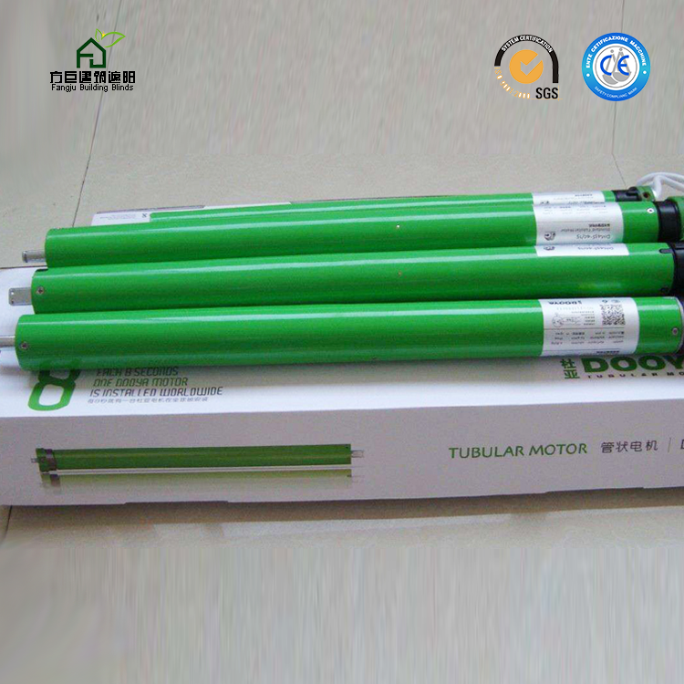 High quality Dooya roller shutter tubular <strong>motor</strong> with 5 years warranty