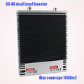 Indoor 2/3G Repeater Dual Band 1800/2100mhz Mobile Signal Booster