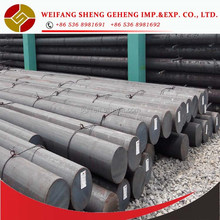Equivalent SS400 steel round bar material properties