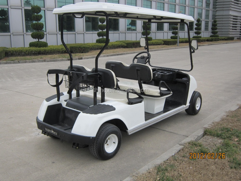 China Wholesale Custom 4 Seater electric aluminum golf cart