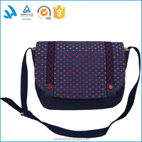Alibaba china custom men designer handbags, messenger shoulder bags