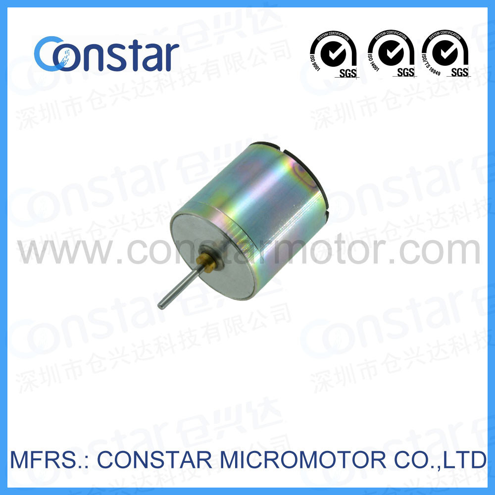 Diameter 20mm length 18mm small industrial automation dc precision coreless motor