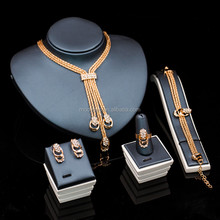 2017 fashion jewelry whoelsale guangzhou mooyees cheapest jewelry sets 18k gold plated