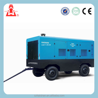 LGCY-KAISHAN LGCY-39/25 39m3/min, 2.5MPa portable diesel engine rotary screw air compressor price list